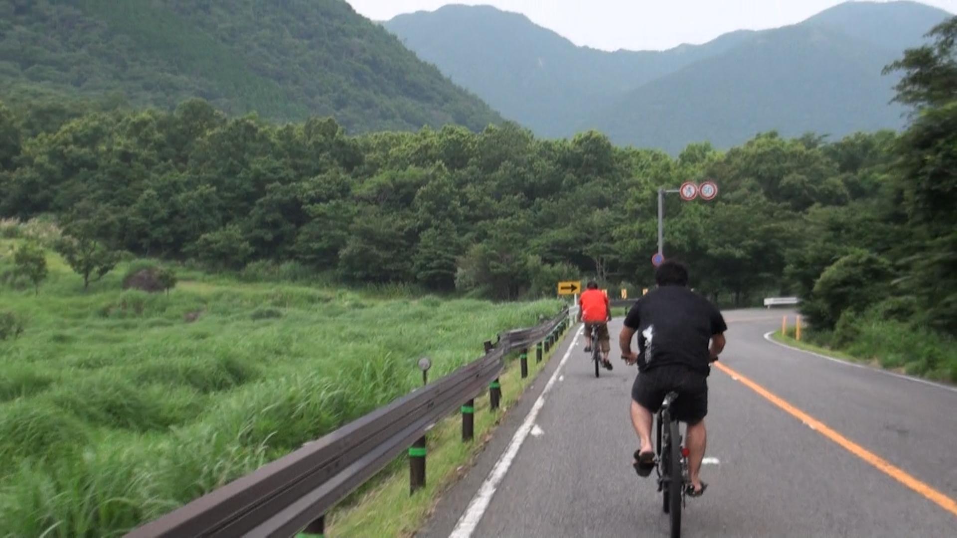 Beppu bicycle 1